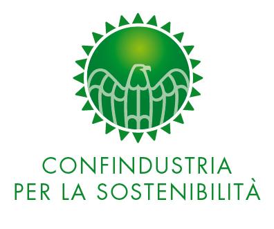 Logo Confindustria per la Sostenibilità